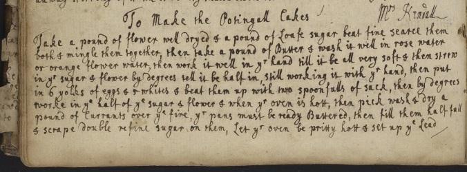 potingall cakes