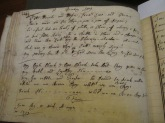 Earl of Roden Commonplace Book - sample poem