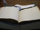 Earl of Roden Commonplace Book - Blank Pages