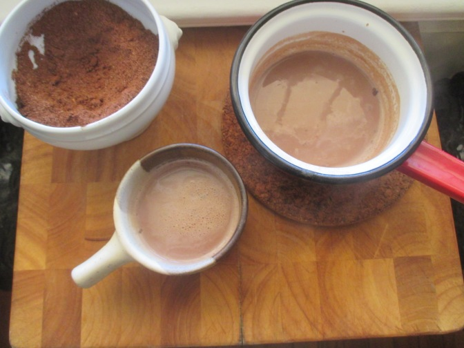 chacolet - cocoa powder