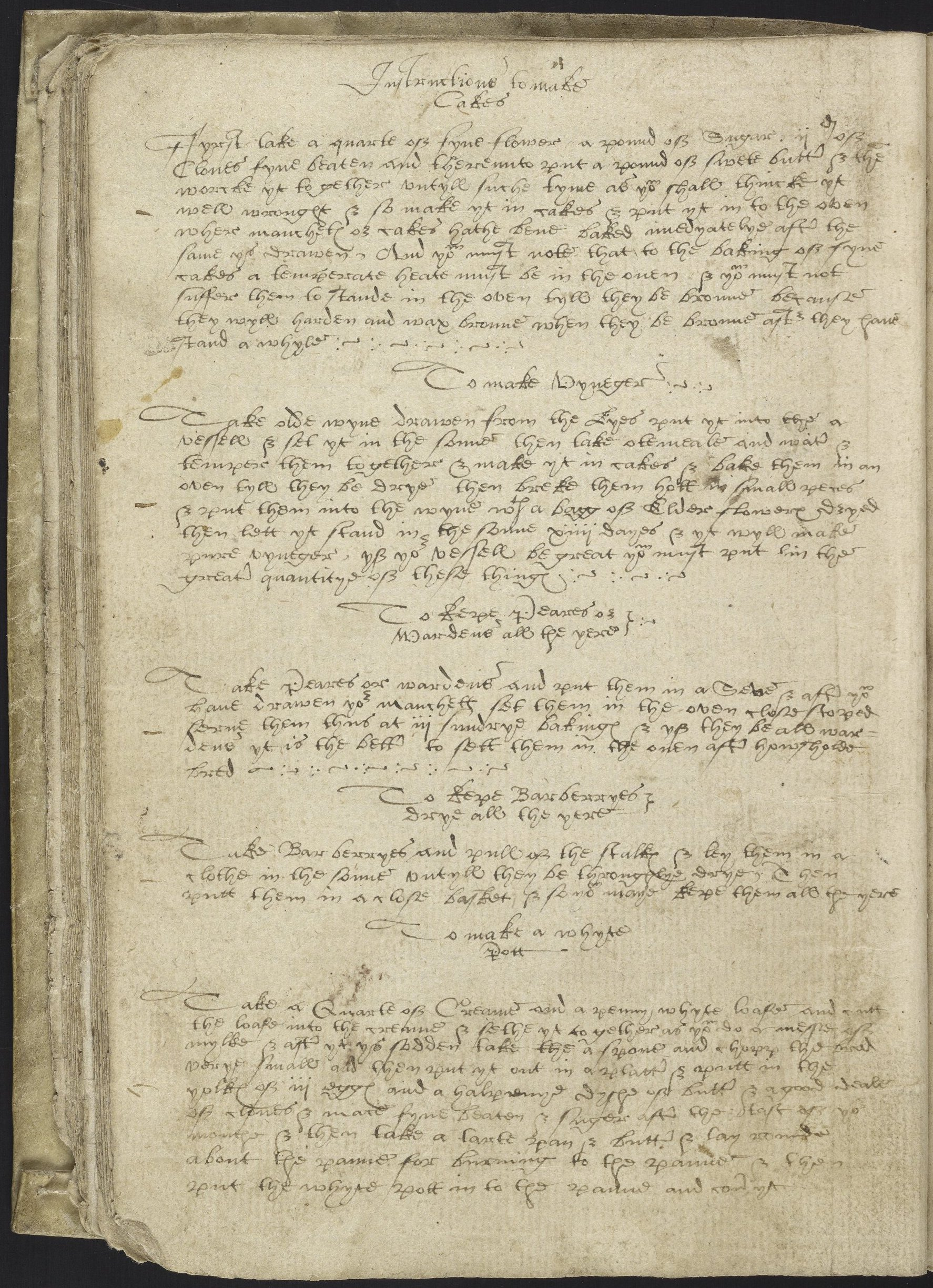 image of entire manuscript page